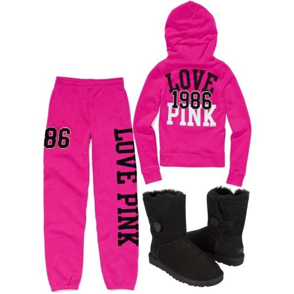 Victoria Secret Pink Outfits Vs Pink Nation